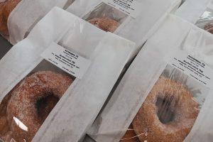 Leipomon tilaustuotteet - munkkirinkilät   Aatsipoppaa • Palokka - Jyväskylä