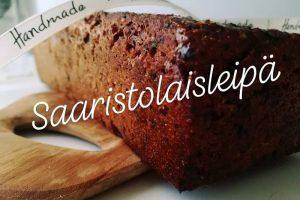 Leipomon tilaustuotteet - saaristolaisleipä   Aatsipoppaa • Palokka - Jyväskylä